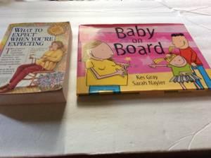 Mom-To-be Books - 2 (Lansdowne, PA)