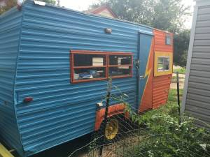 Food trailer w/smoker (Ponca city)
