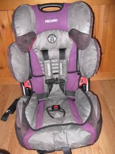 Recaro ProSport Car Seat and Booster (Mt. City)