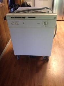 GE dishwasher Make offer or trade (Scappoose)