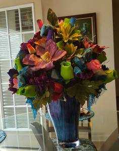 Medium Silk Floral Design (Atlanta, Georgia)