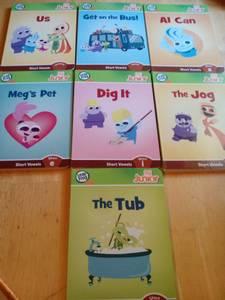 Leap Frog Tag Jr. Books