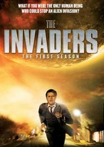 The Invaders Complete Series DVD (Marietta)