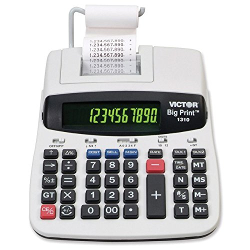 Victor Big Print Calculator for Low Vision