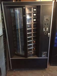 cold food & beverage vending (north canton)