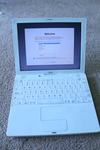 Apple Ibook G3 Laptop (West Chester)