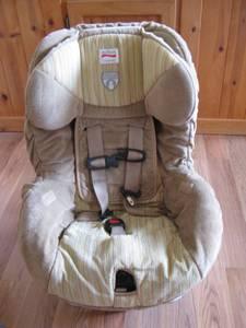 Britax Diplomat car seat (Mt. City)