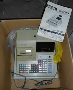 ROYAL 8160nx Cash register (Union)