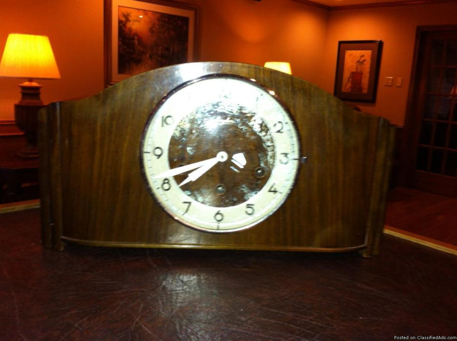 Junghans German Chime Clock