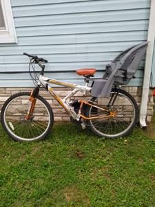 Schwinn mountain bike (Chaffee)