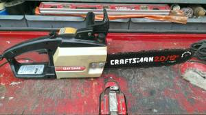 Craftsman Chain Saw (Rosedale)