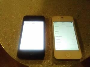 Unlocked Verizon iPhone 4S 16gb & AT&T iPhone 4 32gb (Trop & Maryland)