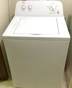 Washer and dryer ( very good condition)