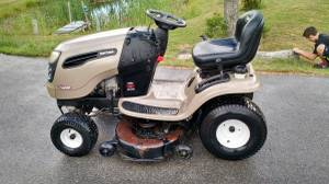 Craftsman YS4500 Riding Mower (Glenburn)