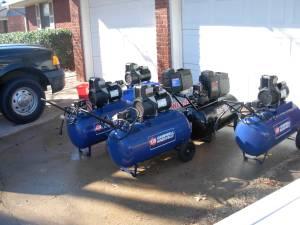 Campbell Hausfeld Air Compressor (bethany)