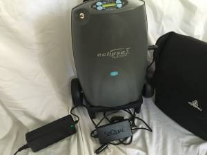 Sequal Eclipse 3 Portable Oxygen Concentrator (Manteno)