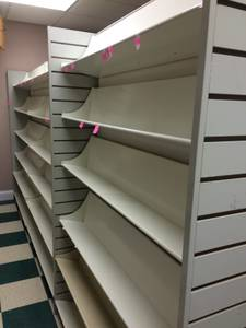 Book Store Book Shelves (Washington)
