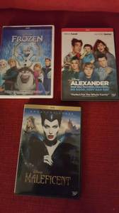 Childrens Disney DVD's (Pataskala)