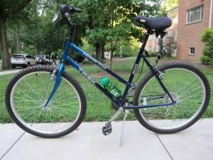 Like New Trek Mountain Track 800 Women's Mountain Bike Bicycle