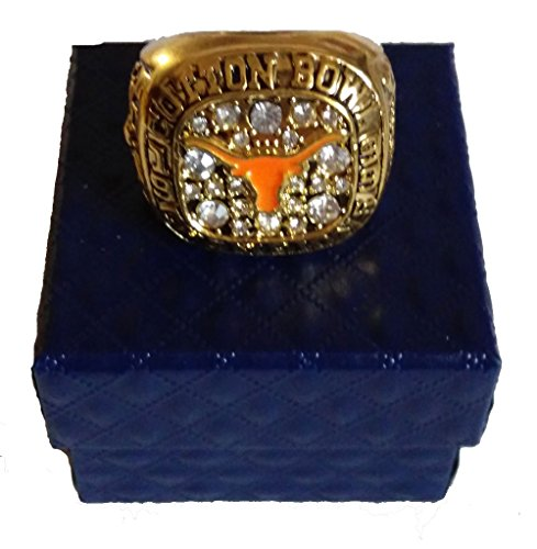 for fans' collection 1999 Texas Longhorns College Football Cotton championship