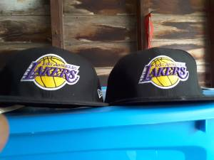 Lakers Fitted Hats (Oakland County)