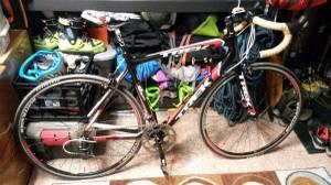 Trek Madone 3.1 road bike, 56cm (Juneau)