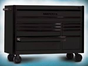Matco Tools 5S Tool Box (limited edition matte black) (Downtown)