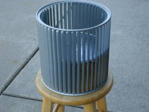 FURNACE BLOWER WHEEL (SQUIRREL CAGE) (Livonia)