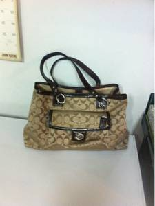 Brand new coach purse (Purcell)