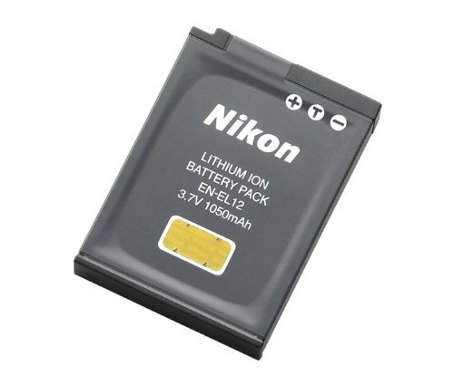 OemNikon EN-EL12 Rechargeable Battery for Nikon Coolpix AW110,AW100, S8200