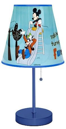 Disney Mickey Mouse Table Lamp