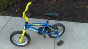 Magna Kid's Bike w/ Training Wheels (Hagerstown)