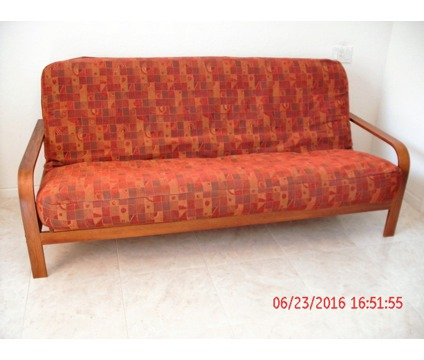 Futon Sleeper Couch