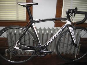 2014 carbon road bike (Anaconda)