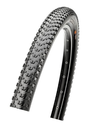 Maxxis Ikon 3C EXO Tubeless Ready Folding Mountain Bicycle Tire (Black - 26 x