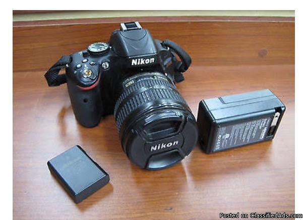 Nikon D 5100 Camera
