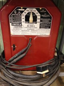 Lincoln Welder (Lewisburg WV)