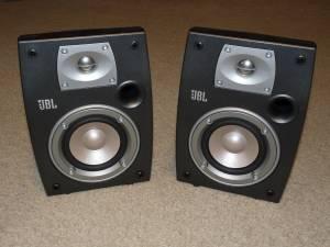 JBL Northridge Series N24 Compact High-End 2Way Stereo Speakers (Pair) (Sussex)