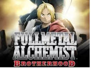 Full Metal Alchemist Brotherhood Complete Series With Disc Artwork and Cases