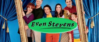 Even Stevens Complete Series With Disc Artwork and Cases (Free Shipping)