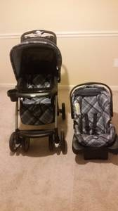 Stroller with Infant Car Seat - Eddie Bauer (South Charlotte)