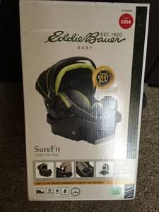 Eddie Bauer SureFit Infant Car Seat *NEW* (Aurora)