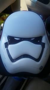 Star Wars Storm Trooper Backpack (East Mesa)