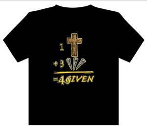 Christian Graphic Printed T-Shirts