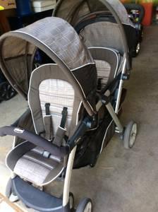 Double stroller (San tan valley)