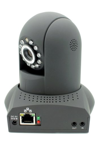 Foscam FI8910E Power Over Ethernet (POE) Pan and Tilt IP/Network Camera and