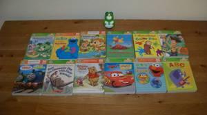 Leap Frog Tag Junior Scout Pen plus 12 books (beltsville)