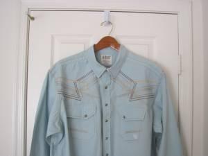 Western Shirt by Ariat - Tortoise (I-10 & Ray)