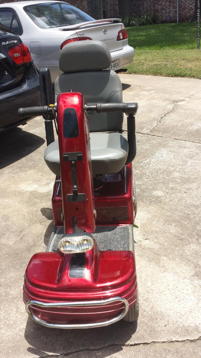 SCOOTER  to drive around comfortable