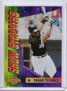 Frank Thomas 1994 Church's Show Stoppers 5 lof 10